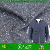 남자의 재킷을%s 인쇄된 폴리에스테 직물로 가공하는 침식 구멍