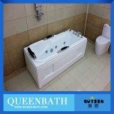 Bañera libre simple de acrílico oval de lujo Jr-B815 del masaje de Shap de la venta caliente
