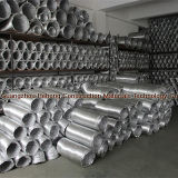 Оголите провентилированный гибкий трубопровод алюминиевой фольги