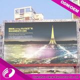 Tela do diodo emissor de luz P10 para o anúncio do estádio e do futebol