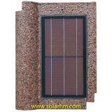 красная, котор развевали солнечная плитка крыши 8W