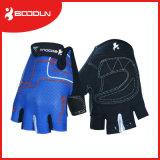 De zwarte Halve Vinger Crossfit overhandigt Handschoenen voor het Berijden