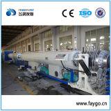 Cadena de producción plástica de la protuberancia de la pipa del PVC
