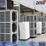 Интегрированный тип коммерчески кондиционирование воздуха с портативным AC для большого шатра случая