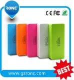 100% 확실한 Capacity 4000mAh Portable Mobile USB External Power 은행