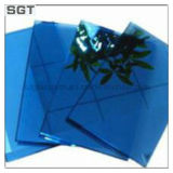 Glace r3fléchissante en verre teintée par verre trempé de Sgt