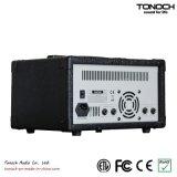 Mezclador de DJ del rectángulo de la potencia de 4 canales