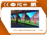 Pantalla de visualización publicitaria a todo color de LED de Abt HD P10