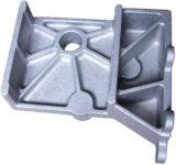 金属の鋳造アルミの砂型で作ること