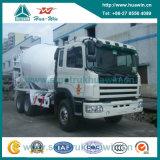 JAC 6X4 8cbmの具体的なミキサーのトラックのユーロIII