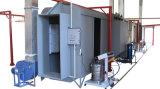I pp Multi-Cycolone recuperano la cabina di spruzzo della polvere