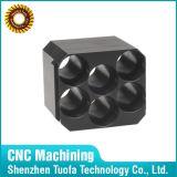 Hoge Precisie CNC die Alluminum 7075 machinaal bewerken Geval