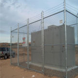 庭のための熱いDipped Galvanized Chain Link Fence Used