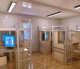 École de conteneur de coût bas de la Chine avec la salle de classe/toilette/salle à manger/bureau