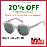 Lunettes de soleil UV de protection de qualité de mode 400