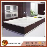 중국 부엌 목욕탕을%s 도매 단단한 지상 인공 석영 돌 또는 마루 또는 싱크대 또는 벽