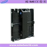 Exterior / Interior Alquiler a todo color de fundición a presión fija la pantalla LED del panel fábrica de China para hacer publicidad (P3.91, P4.81, P5.68, P6.25 500X500)