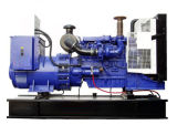 комплект генератора 50Hz 500kVA-700kVA молчком охлаждая тепловозный