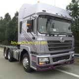De Vrachtwagen van de Aanhangwagen van Shacman F3000 6X4