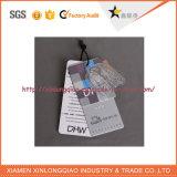 Kundenspezifische spezielle Kennsatz-Drucken-Kleid-Fall-Marken