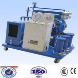 Singolo Stage Vacuum Dewatering e Degassing Oil Filtration System