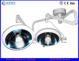 Shadowless 찬 두 배 돔 천장 유형 외과 운영 램프