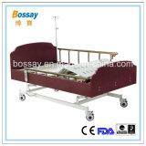 Elektrisches Funktionen Homecare Bett-medizinisches Bett des Sorgfalt-Bett-drei