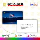 Nfc Smart Card en plastique avec peu coûteux de Sunlanrfid