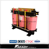 Transformator-Hersteller-Export Scb trockener Typ Transformator-Bewertung 10-4000kVA