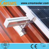 Structure de support solaire de toit en métal