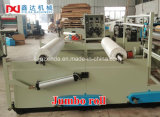 Full-Automatic Punkt-durch-PUNKT Hochgeschwindigkeitsrückspulen und perforiertes Toilettenpapier und Tuch-Papiermaschine