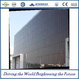 Facciata di vetro di buona qualità con il comitato solare di BIPV