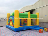 2016 Werbung Inflatable federnd Castles mit Cartoon, Inflatable Clown Jumping Bouncer für Adult
