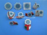 オマーンNational Day Giftsのための金属のオマーンLapel Pin Badge