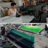 Pedazo por la impresora compensada tejida Plastic de la prensa del bolso de Piece