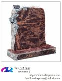 De Indische Multi-Colored Snijdende Grafsteen van de Bloem van het Graniet
