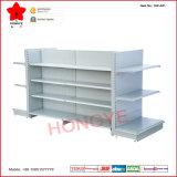 Système européen d'étagère de support d'affichage de supermarché de gondole en métal (OW-A01)