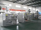 Automatische horizontale Verpackungsmaschine für Puder