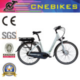 36V 250W Bafang MID Motor Lady都市Electric Bike