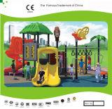Speelplaats de Van uitstekende kwaliteit van de Middelgrote BosKinderen Themed van Kaiqi Openlucht (KQ30106A)