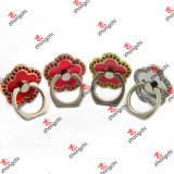 Mobilephone Decoration (SPH18-22)를 위한 재사용할 수 있는 Sticky Finger Ring Holder