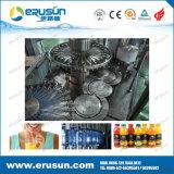 Botellas de jugo de polietileno de alta densidad de llenado en caliente monobloque