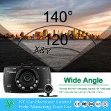 1080P手動車のカメラHD DVR Balckの有蓋車のビデオレコーダーの夜間視界車DVR