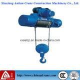 Élévateur simple électrique de vitesse de câble métallique