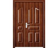 Los paneles de la puerta 6 del PVC (