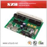 """Carte """"clés en main"""" PCBA de système d'alarme d'incendie de circuit intégré"""
