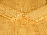Suelo de bambú tejido filamento natural