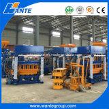 Macchina della costruzione del blocco in calcestruzzo Qt4-18/macchina per fabbricare i mattoni Tecnologia-Principale