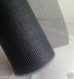 Maglia d'acciaio di obbligazione di /Stainless del ferro del collegare nero di /Epoxy