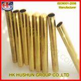電気黄銅か銅の固体プラグPin (HS-BS-038)
